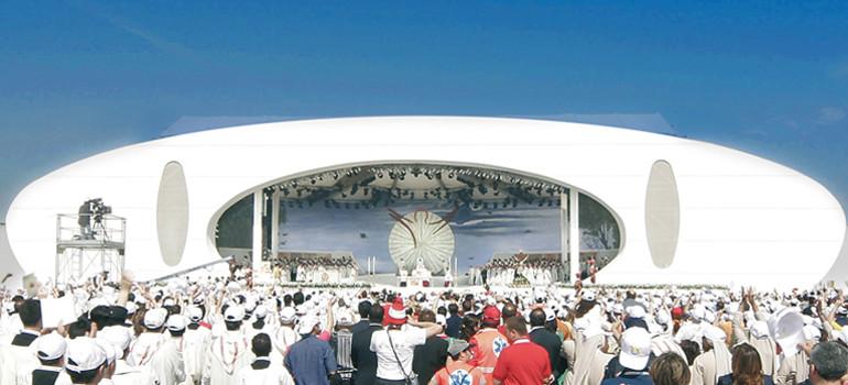 Papa Benedetto XVI a Bari