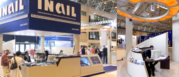 INAIL – STAND ITINERANTE
