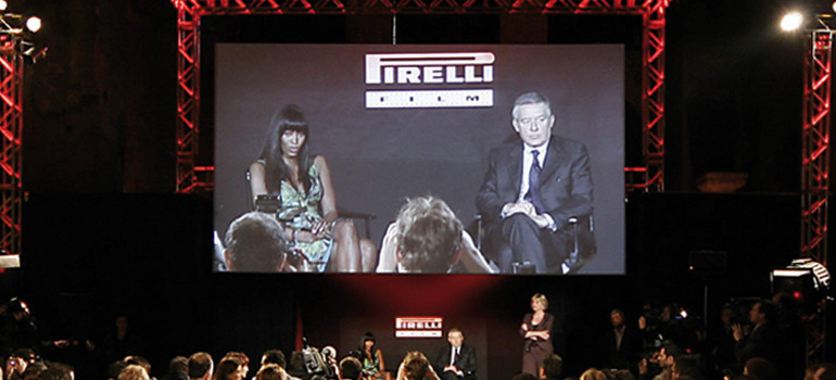 PIRELLI – Film The Call