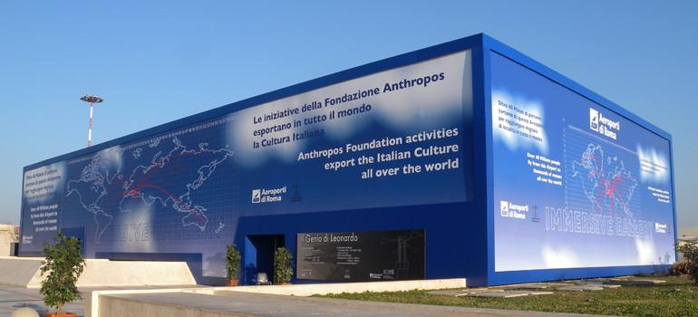 Fondazione Anthropos e ADR