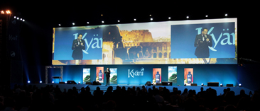 KYANI – LIVE, ROME EVENT 2015