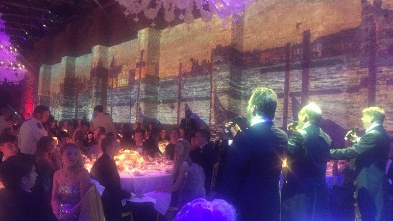 TINKOFF BANK 10 ANNIVERSARY – VENICE GALA DINNER